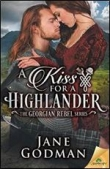 Книга A Kiss For a Highlander автора Jane Godman