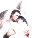 Книга Ангел у тебя за спиной (СИ) автора Анна Щеглова