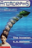 Книга Animorphs - 01 - The Invasion автора Katherine Alice Applegate