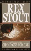 Книга Бокал шампанского автора Рекс Стаут