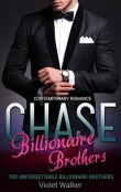 Книга CHASE: The Unforgettable Billionaire Brothers автора Violet Walker