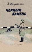 Книга Черный камень автора Владимир Дружинин