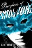 Книга Daughter of Smoke & Bone автора Лэйни Тейлор