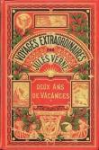 Книга Два года каникул (с иллюстрациями) автора Жюль Габриэль Верн