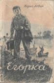 Книга Егорка автора Борис Левин