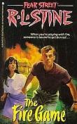 Книга Игра с огнем (ЛП) автора Роберт Лоуренс Стайн