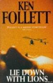 Книга Лёжа со львами автора Кен Фоллетт