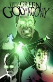 Книга Маленький зеленый бог агонии автора Стивен Кинг