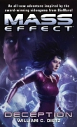 Книга Mass Effect Deception (Обман) автора Уильям Кори Дитц