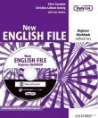 Книга New English File. Beginner. Work Book автора Oxenden Clive