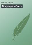 Книга Операция «Снег» автора Виталий Павлов
