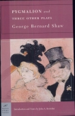 Книга Pygmalion and Three Other Plays автора George Bernard Shaw