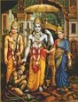 Книга Рамаяна автора Махариши Вальмики