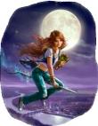 Книга Рыженькая ведьмочка (СИ) автора Черный Кот Ученый Night_Cat