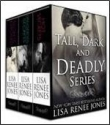 Книга Tall, Dark and Deadly автора Lisa Renee Jones