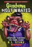 Книга Ужасная училка: Итоговый экзамен (ЛП) автора Роберт Лоуренс Стайн