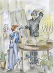 Книга Волшебник в голубом вертолете (СИ) автора Кира Измайлова