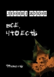 Книга Все, что есть. Книга стихов автора Леонид Жуков