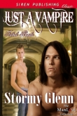 Книга Всего лишь вампир(ЛП) автора Сторми Гленн