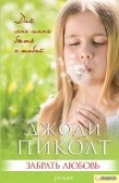 Книга Забрать любовь автора Джоди Линн Пиколт