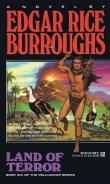Книга Земля ужаса автора Эдгар Райс Берроуз