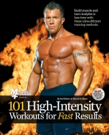 скачать книгу Muscle & Fitness - 101 High Intensity Workouts for Fast Results автора Fitness Muscle Journal