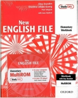 скачать книгу New English File. Elementary. Work Book автора Oxenden Clive