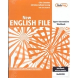 скачать книгу New English File. Upper-Intermediate. Work Book автора Oxenden Clive