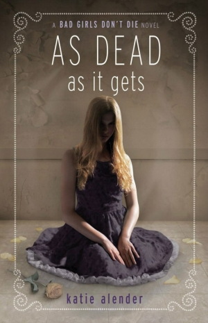 обложка книги As Dead As It Gets - Katie Alender