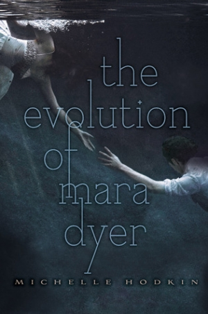 обложка книги The Evolution of Mara Dyer - Michelle Hodkin