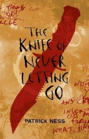 обложка книги The Knife of Never Letting Go - Patrick Ness