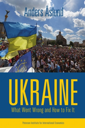 обложка книги Ukraine: What Went Wrong and How to Fix It - Anders Aslund