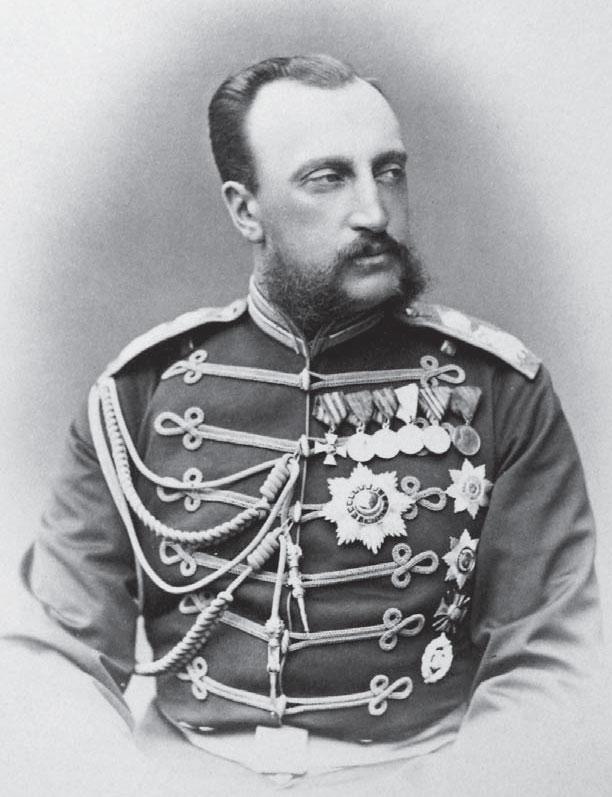 На вопрос офицеров, нуждается ли он в германской охране, великий князь ответил, что он предпочитает сформировать русскую охрану, что и было сделано [27].