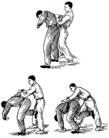 приемы боевого самбо картинки нынешнее
