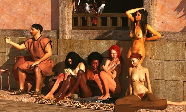 Ролики про рабынь — 15