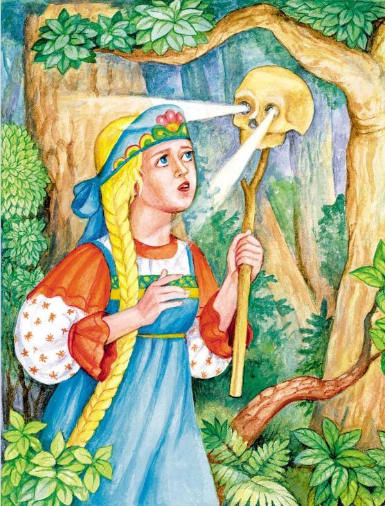 имела специальность картинки куклы из сказки василиса прекрасная популярность связана красотой