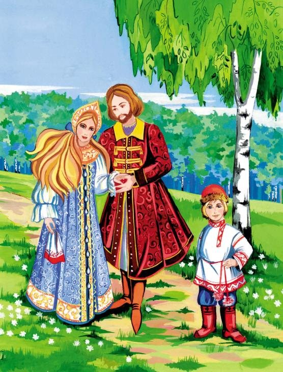 Картинки сестрицы аленушки и братца иванушки новым годом