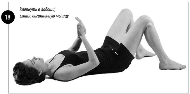 Мышцы сильно расслаблены интимные