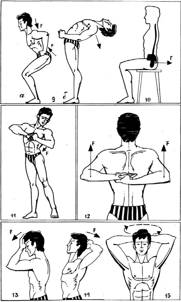босх изометрическая гимнастика для поясницы в картинках скачек всего